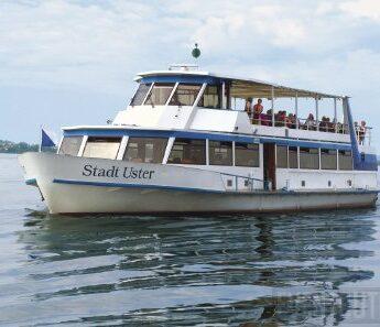 Schiffahrt auf dem Greifensee