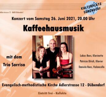 Kulturplatz-Konzert: Kaffeehausmusik